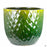 Berber Planter Lightening Pot 18 inch in Green