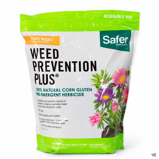 Safer Weed Prevention Plus 5 pound