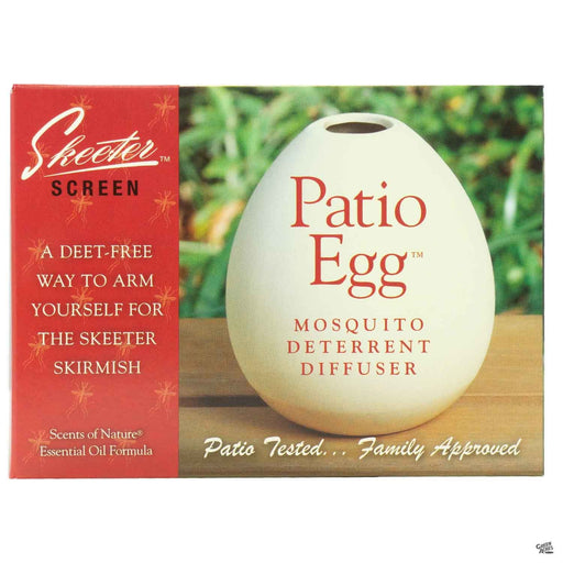Skeeter Screen Patio Egg Diffuser
