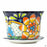 Talaveras Pot with Saucer 8 inch