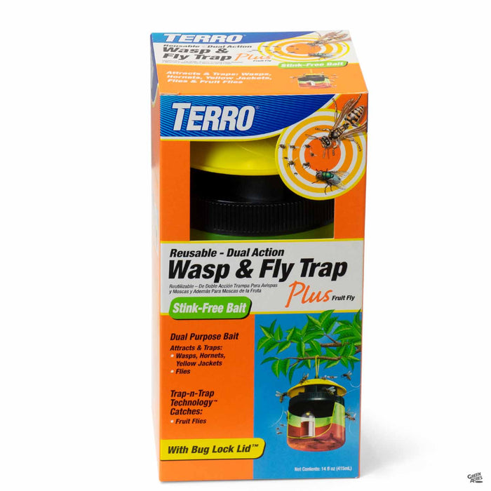 Terro® Deluxe Wasp And Fly Trap