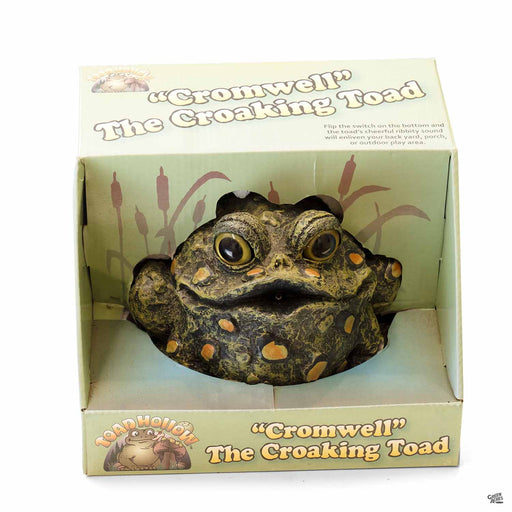 Toad Hollow Croaking Cromwell Toad