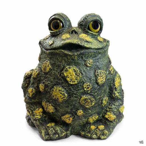 Toad Hollow Tall Figurine Extra Large in Dark Natural