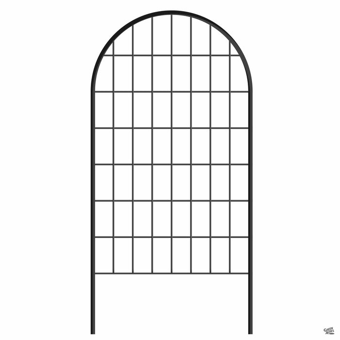 Arch Top Trellis 48 inches wide by 96 inches tall