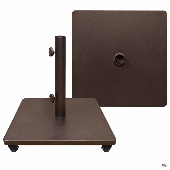 Bronze Steel Base with Casters (Residential and Commercial) BSK120
