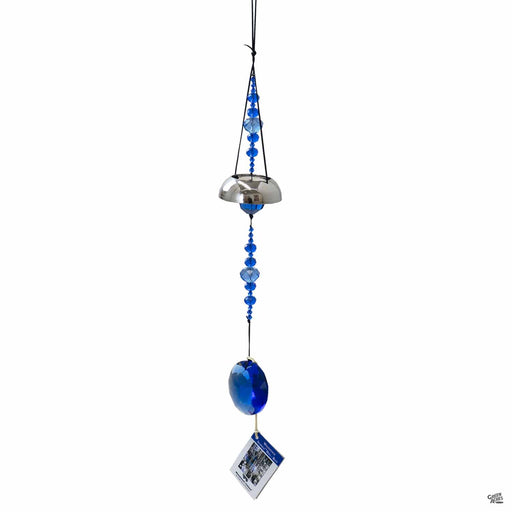 Sparkle Bell Blue Windchime