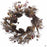 Cotton and Leaf Wreath
