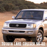 Toyota Land Cruiser 96-02