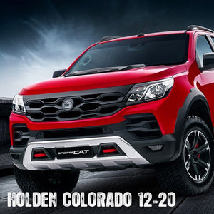 Holden Colorado 2012 - 2020