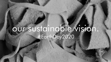 our sustainable vision | earth day 2020