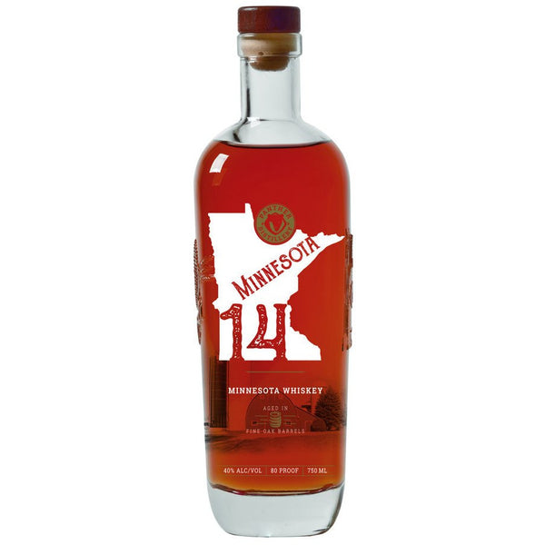 Panther-Minnesota 14 Bourbon