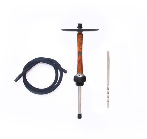 ORDEN HOOKAH TESLA STAB ORANGE NO VASE