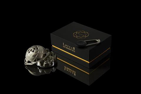 KALOUD LOTUS II STAINLESS NUBIS GREY