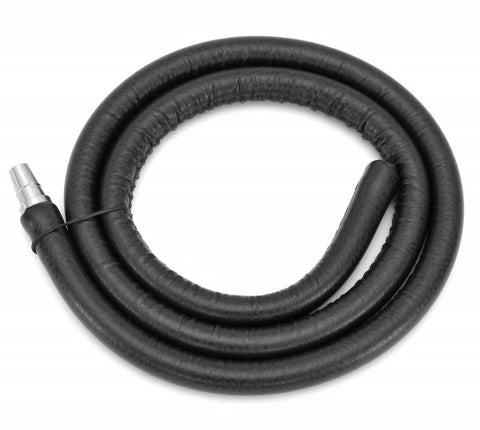 WERKBUND LEATHER HOSE BLACK + CONNECTOR