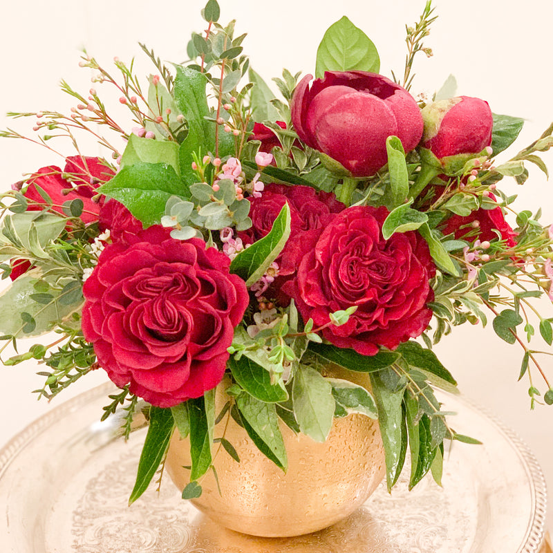 THE SIGNATURE STYLE FLORAL ARRANGEMENT