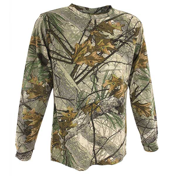 Men's Long Sleeve Advantage Camouflage without Pocket