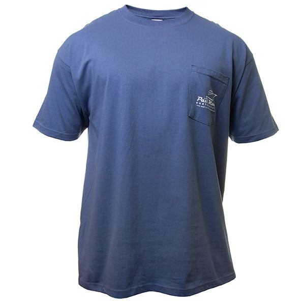 Men's Short Sleeve T-Shirt with Pocket