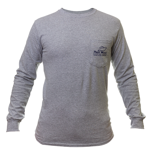 Men's Long Sleeve with Pocket