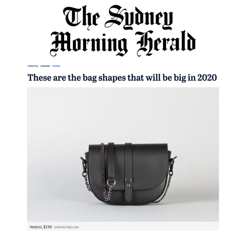 SYDNEY MORNING HERALD_ VESTIRSI_ BAG SHAPES THAT WILL DEIFNE 2020