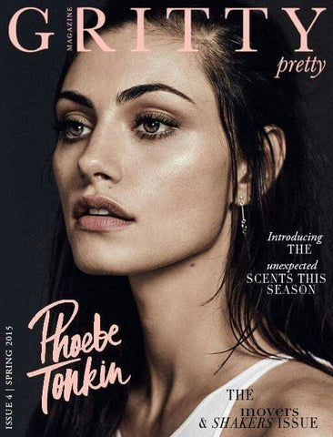 PHOEBE TONKIN ON GRITTY PRETTY_IN HER BAG WITH ELEANOR PENDLETON FOR VESTIRSI