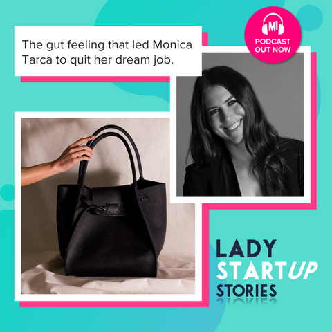 VESTIRSI FOUNDER MONICA ON MAMAMIA'S LADY STARTUP PODCAST