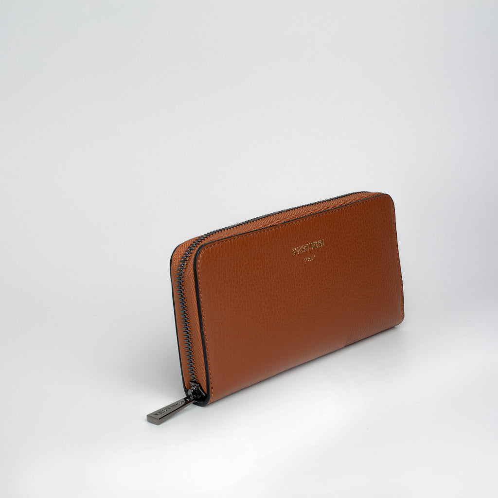 Willow Wallet Large - Dark Tan - VESTIRSI