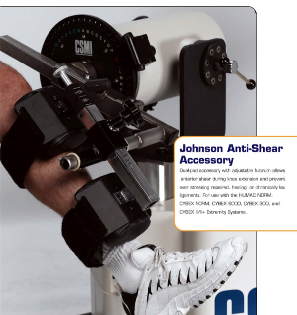 Johnson Anti-Shear for Humac NORM