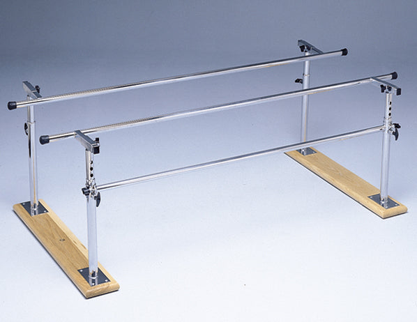 Folding Parallel Bars, 10'