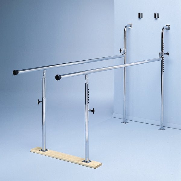 Wall Mounted Parallel Bars, 7'