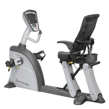 Sports Art C521M Medical Recumbent Bike