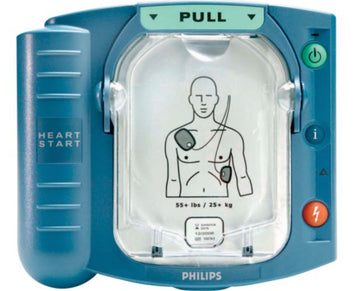Phillips Medical HeartStart OnSite HS1 AED