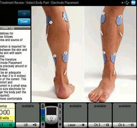Module Chattanooga Intelect NEO Stim, canaux 3 et 4