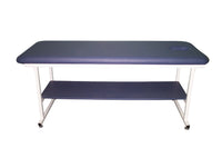 Upholstered Lower Shelf for OmniPlinth Fixed Height Tables