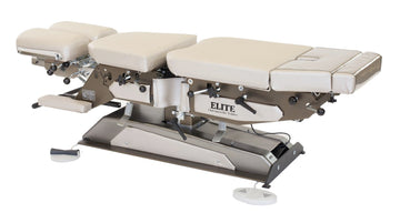 Elite Manual Flexion Chiropractic Table