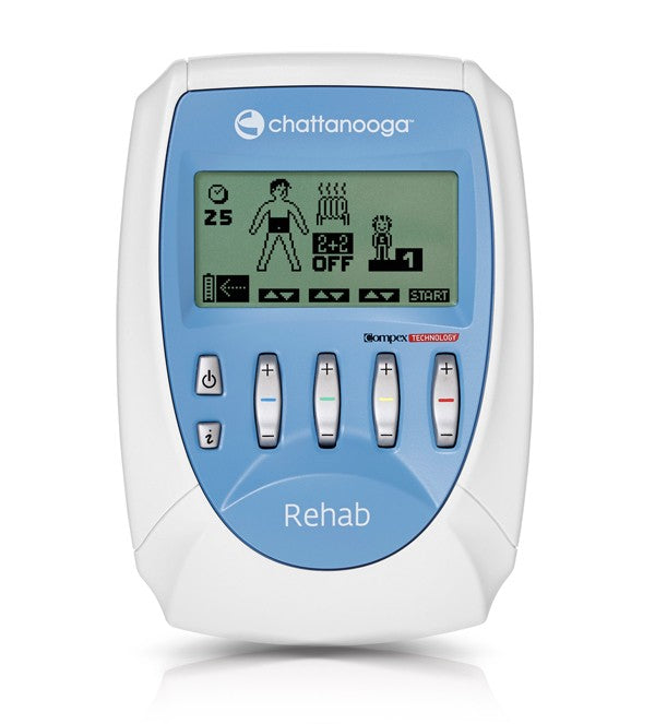 Chattanooga Rehab TENS/NMES Stimulator with Mi Technology (4 ch)