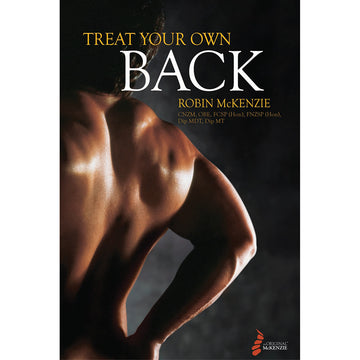 McKenzie Manual - Treat Your Own Back