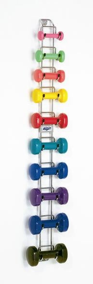 Dumbbell Rack, Floor or Wall Mounted