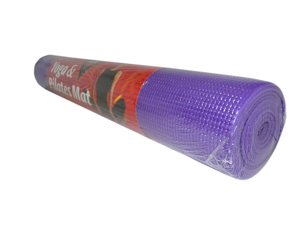 "Yoga Mat Purple - 24"" x 68"""