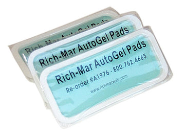 Richmar Autosound Gel Pads - 50/box