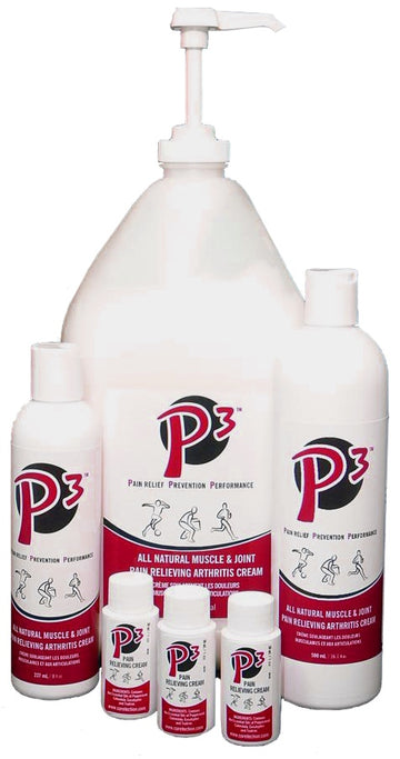 P3-Cream Natural Pain Relief Cream