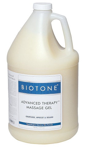 Biotone Advanced Therapy Massage Gel - 1 Gallon