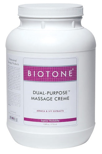 Biotone Dual-Purpose Massage Cream - 1 Gallon