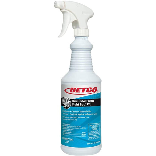 Betco Disinfectant Spray - 946mL (*NOT FOR UPHOLSTERY)