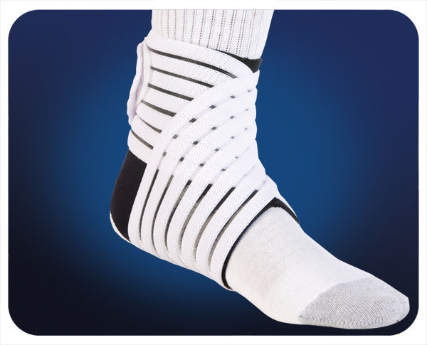 Pro-Tec Ankle Wrap Ankle Support - LRG