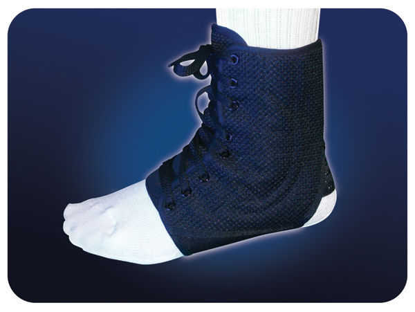Pro-Tec Lace Up Ankle Brace - Large