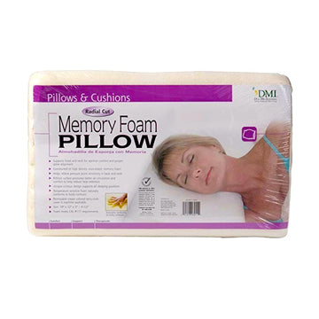"Memory Foam Pillow - 19/"" x 13/"""