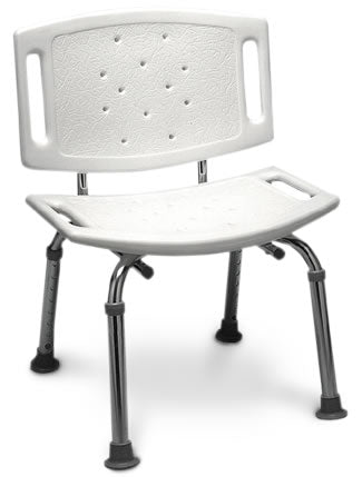 Bath Safety Chair w/ Back