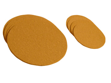 Round Suction Sponge-Pkg/4