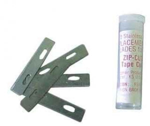 Zip Replacement Blade 10/pk