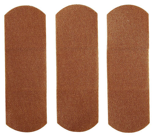 Fingertip Bandaids 100/box